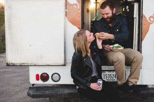 The Colagrossis, Food Truck Engagement Session, Midwest Wedding Photographers, Michigan Wedding Photographers, Grand Rapids Wedding Photographers, Fort Wayne Engagement Session