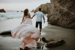El Matador Beach, Malibu, Anniversary Session, Engagement Session, California Photographer, California Wedding Photographer, LA Wedding Photographer, Los Angeles Wedding Photographer