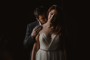 The Colagrossis, Chicago Wedding at The Firehouse, Chicago Wedding Photographer, The Guesthouse Chicago, Leanne Marshall Wedding Dress