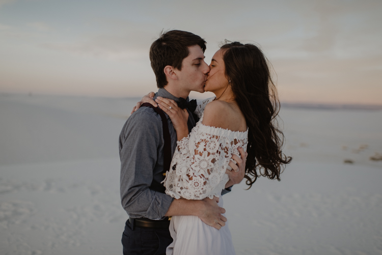 The Colagrossis, Elopement, Elope, White Sands Elopement, Sand Dune Elopement, White Sands National Monument, New Mexico Wedding, New Mexico Wedding Photographer, New Mexico Wedding Photography