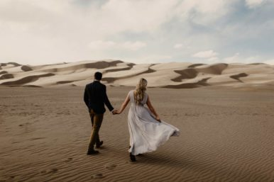 Great Sand Dunes National Park Wedding Engagement, Colorado Wedding Photographer, Garden of The Gods