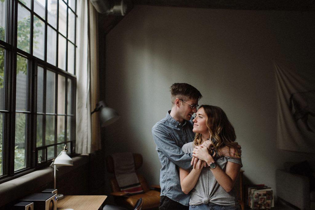 Detroit Engagement Session, Detroit Michigan Wedding Photographer, The Colagrossis